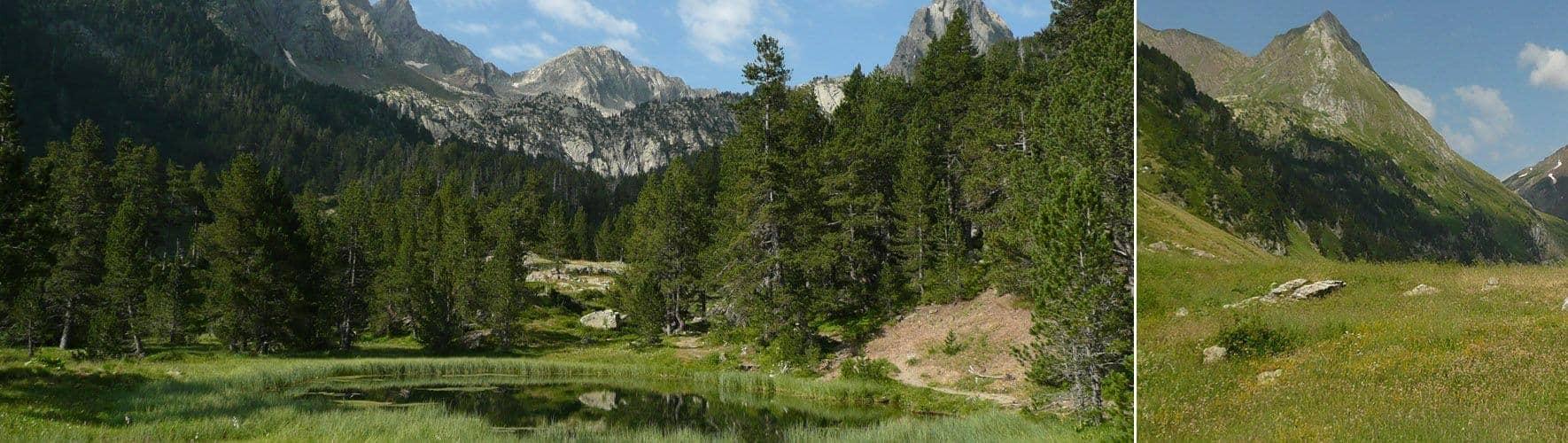 Excursion de Batisielles al refugio de Estos