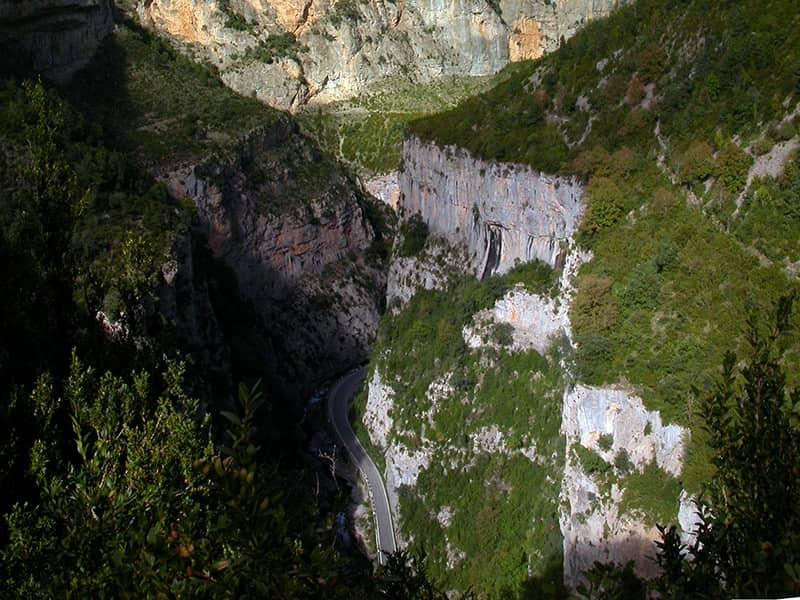 Vista panorámica Benasque