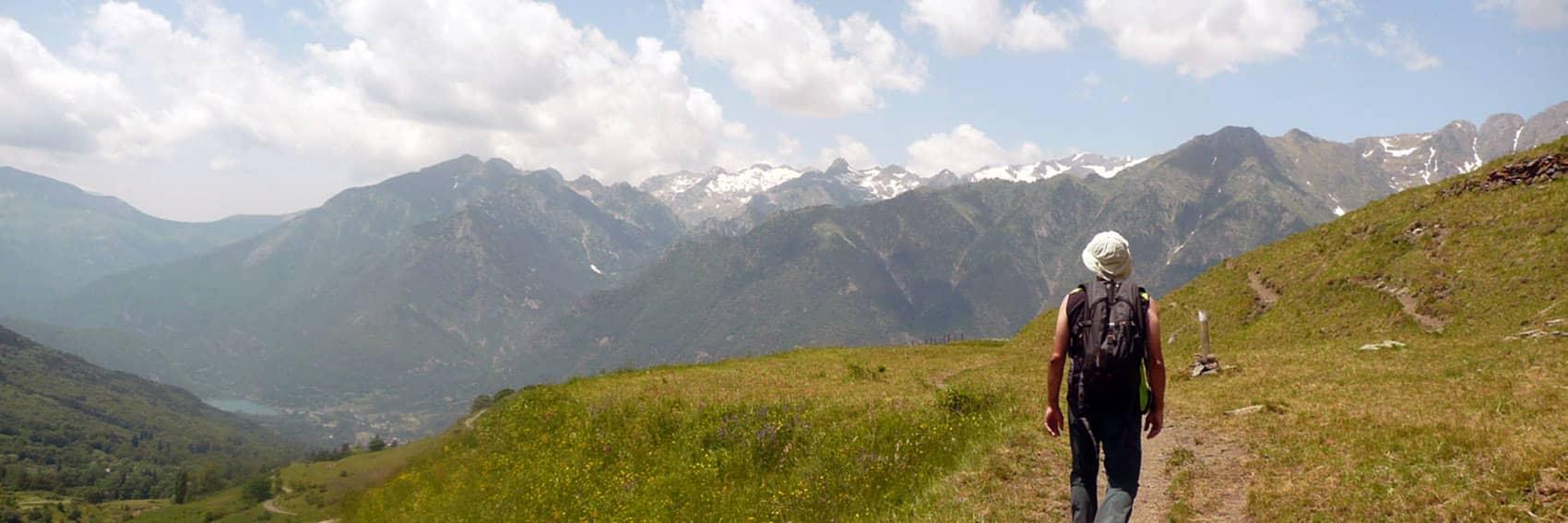 Excursion por las tres Cascadas de Cerler